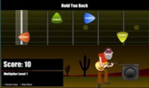 Original game title: Mr. Mucky Guitar Legend