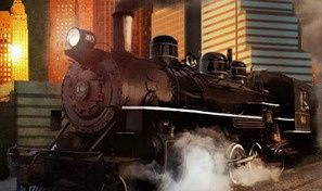 Original game title: Delivery Steam Train