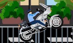 Zoptirik Police Biker