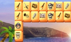 Treasures Map Mahjong