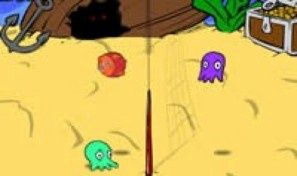 Original game title: Tentakel Volley