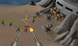 Original game title: Marine Assault