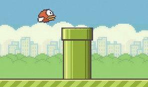 Flappy Bird Flash