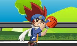 Beyblade Basketball