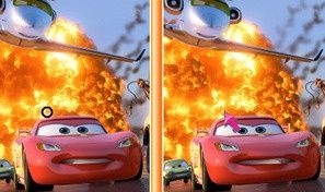 Original game title: Spot the Difference:Cars