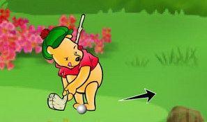 Original game title: Winnie the Pooh Golf