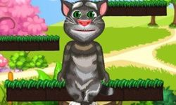 Aventure Bondissante pour Talking Tom