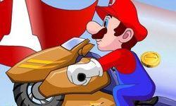 Mario Gravity Moto