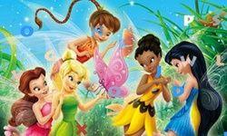 Tinkerbell Hidden Alphabets