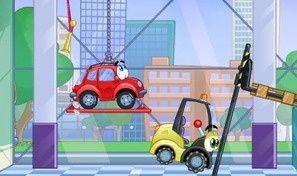 Original game title: Wheely 2
