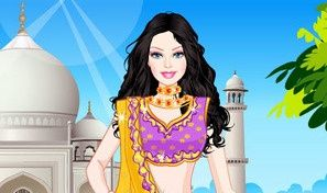 Barbie Indian Princess