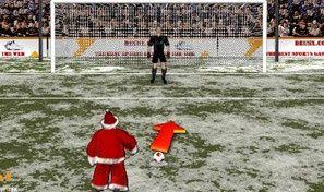 Santa's PK - World Cup