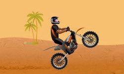 Dirt Bike: Sahara