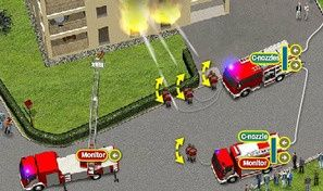 Original game title: Iveco Magirus Fire Trucks
