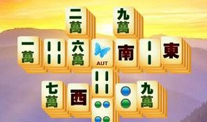 Original game title: Four Seasons Mahjong