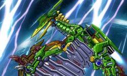 Dino Robot: Swift Pterosaur