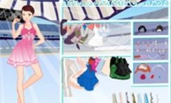 Ice Skate Dress Up