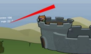 Original game title: Strong Bow