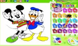 Disney Coloring