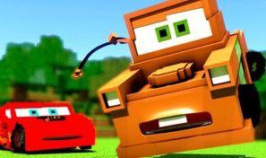 Kogama: Cars 2 Land
