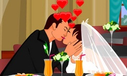 Dinning Table Kissing