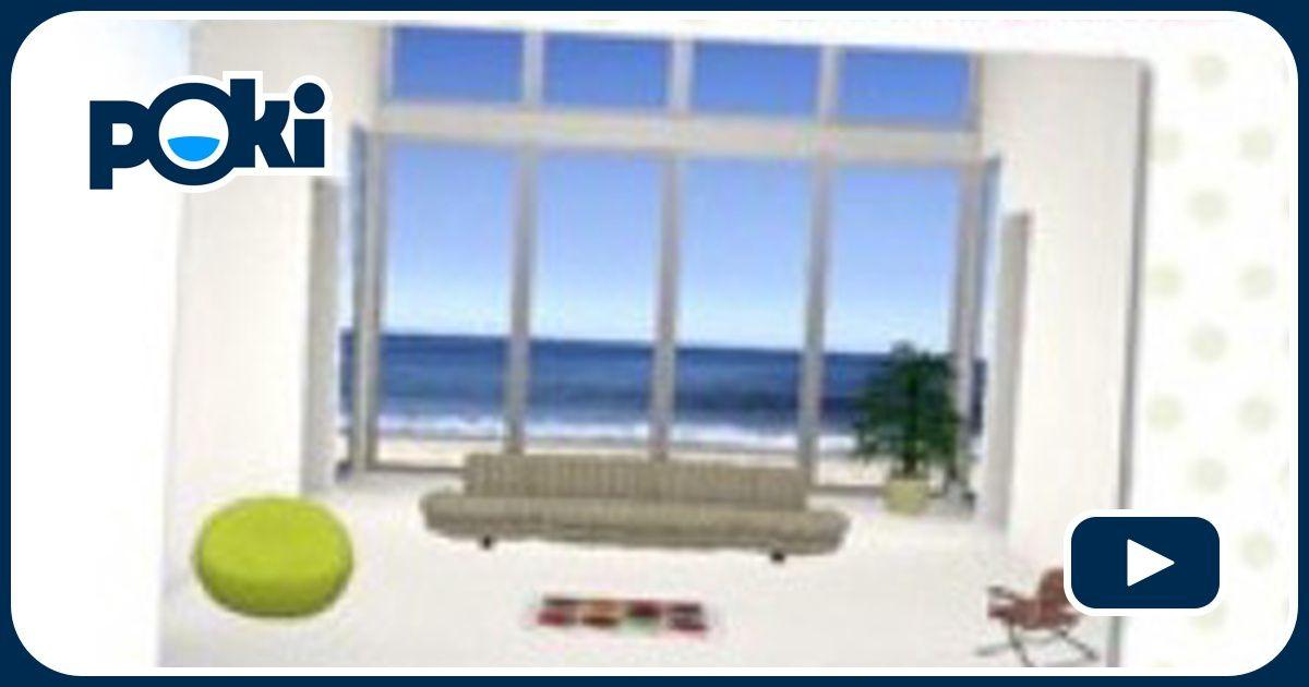 D coration de maison de plage for Jeu decoration maison