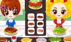 Състезание за крал на хамбургерите