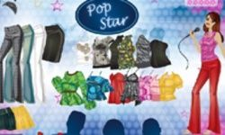 Pop Star Dress Up