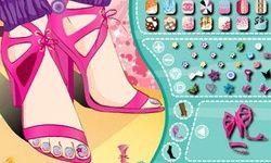 Nice Toes