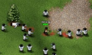 Original game title: Boxhead Zombie Wars
