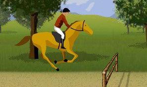 Original game title: Chestnut Horse