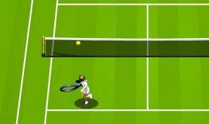 Original game title: Ninja Tennis