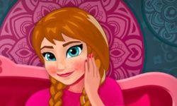 La pedicuría de Anna