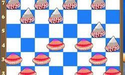 Checkers in the Sea
