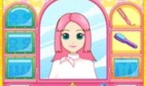 Original game title: Hairdressing 4