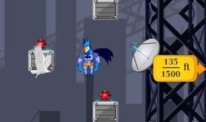 Original game title: Batman Tower Jump