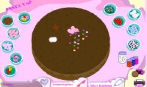 Original game title: Cake Decoration