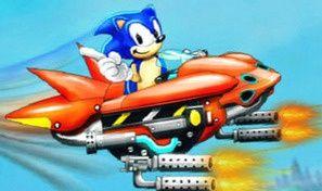 Original game title: Sonic Sky Impact