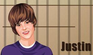 Justin Bieber Dress Up