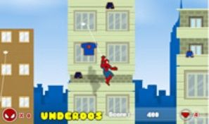Original game title: The Amazing Spiderman