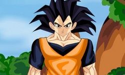 Gohan Training Dress Up