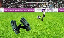 Inteligente Golero de Fútbol