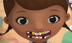 Doc McStuffins at the Dentist