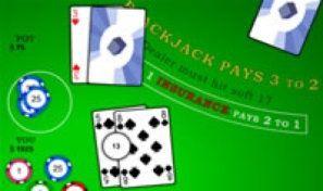 Blackjack Flash 4