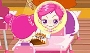 Original game title: Sue Classroom Snack