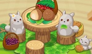 Original game title: Totoro's Hut