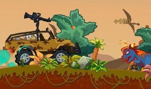 Original game title: Dinosaur Hunter