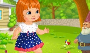 Original game title: First Steps Dress-Up