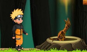 Original game title: Naruto Adventure