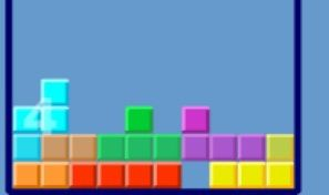 Original game title: 2D Play Tetris